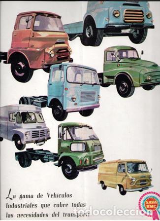 Coches: Carga útil, Mayo 1966. Publicación del club de conductores - Foto 2 - 81767388