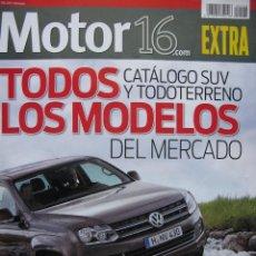 Coches: PPRLY - MOTOR 16 EXTRA NRO. 128. 2011 (VER DETALLE Y FOTOGRAFÍAS). Lote 82998860