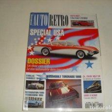 Coches: AUTO MOTO RETRO Nº 169 - SPECIAL USA - 1994 -. Lote 84646812