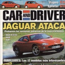 Coches: REVISTA CAR AND DRIVER Nº 71. Lote 84900252
