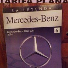 Coches: FASCICULO Nº06 MERCEDES CLS 500 2004 DE LA COLECCION LA LEYENDA DE MERCEDES BENZ DE ALTAYA. Lote 288589153