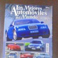 Coches: LOS MEJORES AUTOMOVILES DEL MUNDO. ESPECIAL AUTOMOVIL 1999.. Lote 87510712