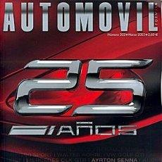 Coches: AUTOMOVIL 302 ESPECIAL 25 AÑOS PORSCHE 911 GT1 / GT2 / GT3. Lote 88289148
