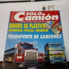 Coches: SOLO CAMION 86 2/97 PRUEBA PEGASO 1331R. Lote 89505670