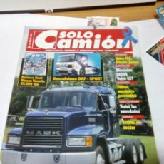 Coches: SOLO CAMION 76 3/96 PRUEBA PEGASO COMET 1098. Lote 89506750