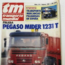 Coches - REVISTA TRANSPORTE MUNDIAL N° 44 - 90026480