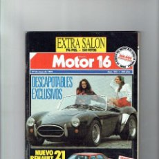 Autos - REVISTA MOTOR 16 Nº 292 - 94028535