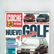 Coches: REVISTA COCHE ACTUAL Nº 167- RENAULT 21 TURBO. Lote 94775307
