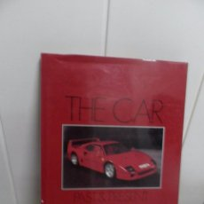 Coches: THE CAR PAST & PRESENT: KEN VOSE - LIBRO EN INGLES . . Lote 94965823