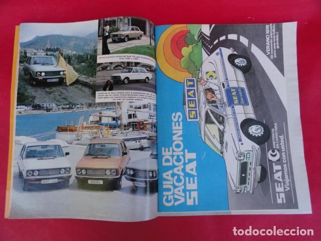 Coches: REVISTA SEAT 78 - Nº 134 - JUNIO 1978. - Foto 2 - 95371299