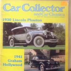 Coches: CAR COLLECTOR AND CAR CLASSICS MAY 1983. Lote 96446923
