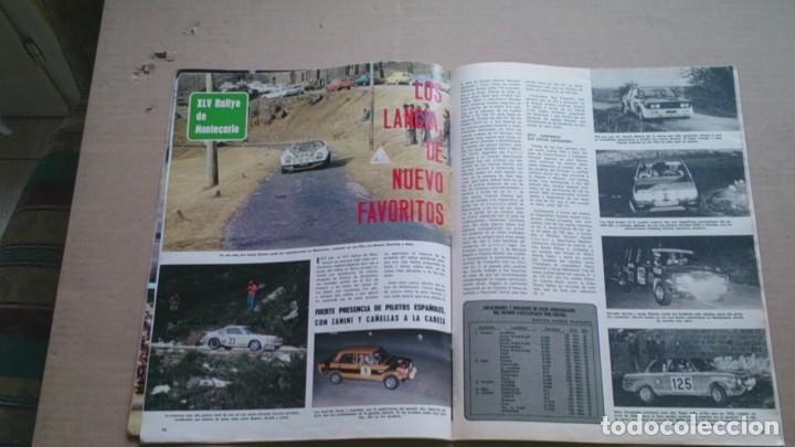 Coches: REVISTA AUTOPISTA N 935 ENERO 1977 - Foto 3 - 98529343