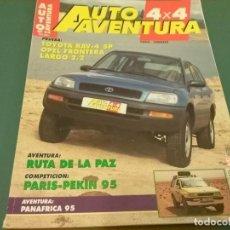 Coches: REVISTA 1995 AUTO AVENTURA 4X4 Nº 94. Lote 98596175