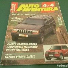 Coches: REVISTA 1996 AUTO AVENTURA 4X4 Nº 97. Lote 98596283