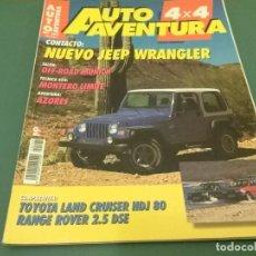 Coches: REVISTA 1996 AUTO AVENTURA 4X4 Nº 101. Lote 98596319