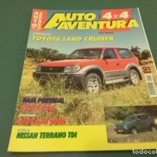 Coches: REVISTA 1996 AUTO AVENTURA 4X4 Nº 104. Lote 98596363