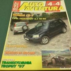 Coches: REVISTA 1997 AUTO AVENTURA 4X4 Nº 116. Lote 98596643