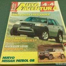 Coches: REVISTA 1997 AUTO AVENTURA 4X4 Nº 118. Lote 98596675
