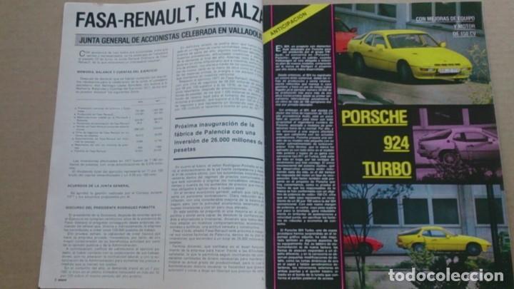 Coches: REVISTA AUTOPISTA N 1011JULIO 1978 - Foto 2 - 98635255
