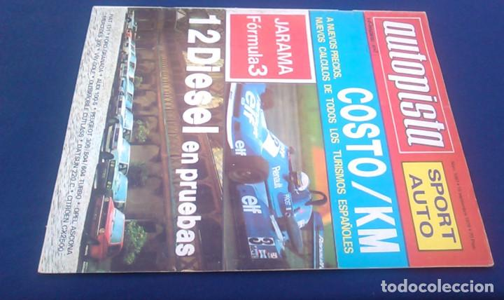 Coches: Revista Autopista nº 1067. - Foto 7 - 98669823