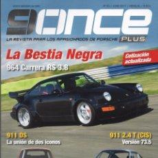 Autos - 9ONCE PLUS N. 63 JUNIO 2017 - LA REVISTA PARA LOS AFICIONADOS DE PORSCHE (NUEVA) - 103417558