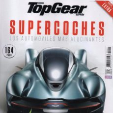 Coches: TOP GEAR EXTRA N. 1 EDICION COLECCIONISTA - SUPERCOCHES (NUEVA). Lote 113321271