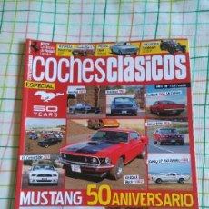 Coches: REVISTA COCHES CLÁSICOS 116. Lote 99511531