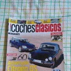 Coches: REVISTA COCHES CLÁSICOS 127. Lote 99512095