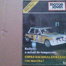 Coches: REVISTA MOTOR JOVEN N 53 JUNIO 1985. Lote 99784371