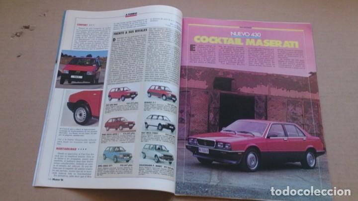 Coches: REVISTA MOTOR 16 N 221 ENERO 1988 - Foto 2 - 110441771