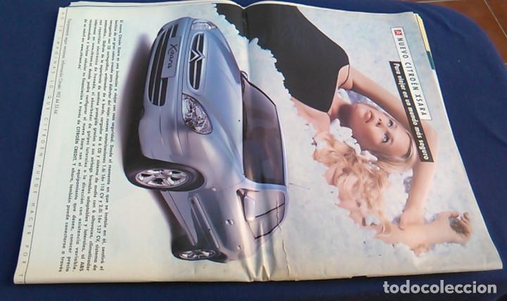 Coches: El Mundo. Anuario 2001 del motor. Coches de 2001, Rally, Fórmula 1, Motocicletas. Suplemento. - Foto 7 - 99891535