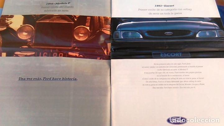 Coches: El Mundo. Anuario 1994 del motor. Coches de 1, Rally, Fórmula 1, Motocicletas. Suplemento. - Foto 3 - 99891835