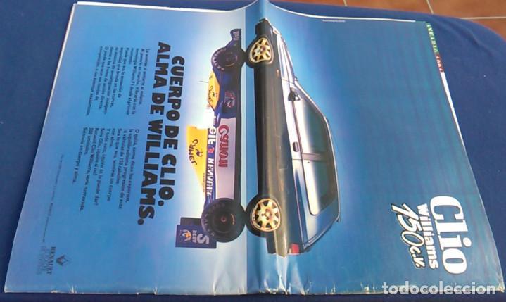 Coches: El Mundo. Anuario 1994 del motor. Coches de 1, Rally, Fórmula 1, Motocicletas. Suplemento. - Foto 11 - 99891835