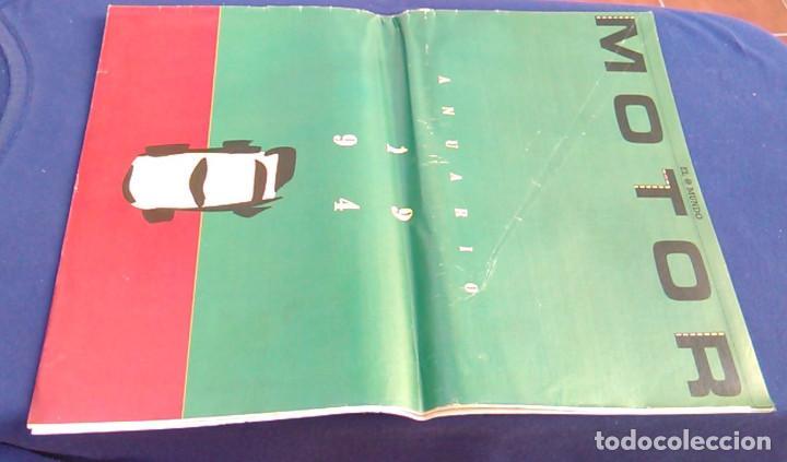 Coches: El Mundo. Anuario 1994 del motor. Coches de 1, Rally, Fórmula 1, Motocicletas. Suplemento. - Foto 12 - 99891835