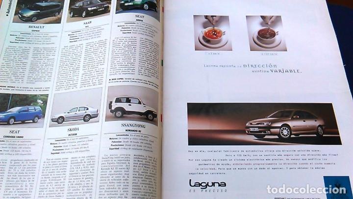Coches: El Mundo. Anuario 1998 del motor. Coches de 1, Rally, Fórmula 1. Modelos automóvil de los años 90. - Foto 5 - 100276203