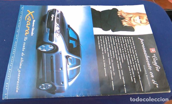 Coches: El Mundo. Anuario 1998 del motor. Coches de 1, Rally, Fórmula 1. Modelos automóvil de los años 90. - Foto 16 - 100276203