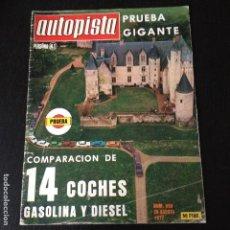 Coches: AUTOPISTA Nº 966 - . Lote 101168847