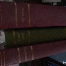 Coches: DIEZ KILOS REVISTAS COCHES FRANCESAS 1966-1972 EN TRES TOMOS.. Lote 101971535