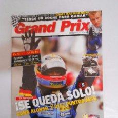 Coches: REVISTA GRAND PRIX INTERNATIONAL FORMULA 1 Nº 36. AÑO 2005. JULIO 2005. GP ALEMANIA.. Lote 102191103