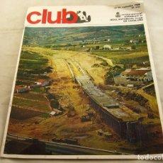 Coches: REVISTA REAL AUTOMÓVIL CLUB DE CATALUÑA N.64 SEPTIEMBRE 1968. Lote 102895903