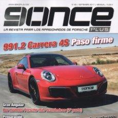 Autos - 9ONCE PLUS N. 66 SEPTIEMBRE 2017 - LA REVISTA PARA LOS AFICIONADOS DE PORSCHE (NUEVA) - 103417595