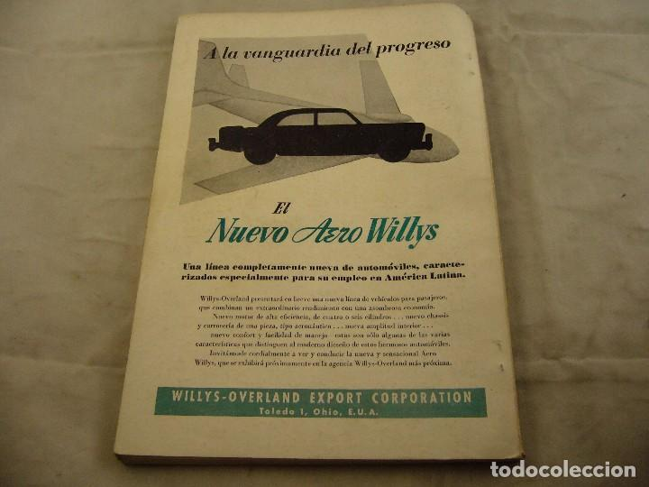 Coches: REVISTA POPULAR MECANICA ENERO 1952 - Foto 5 - 103284735