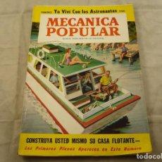Coches: MECANICA POPULAR FEBRERO 1960. Lote 103286815