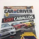 Coches: REVISTA CAR AND DRIVER Nº 149 FEBRERO 2008. Lote 106981431