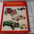 Coches: LIBRO AUTOMOVILES-SANTILLANA-1º EDICION-1972-50 PAG. Lote 107195727