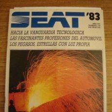 Coches: (TC-101) REVISTA SEAT 83 NUMERO 178. Lote 107341231