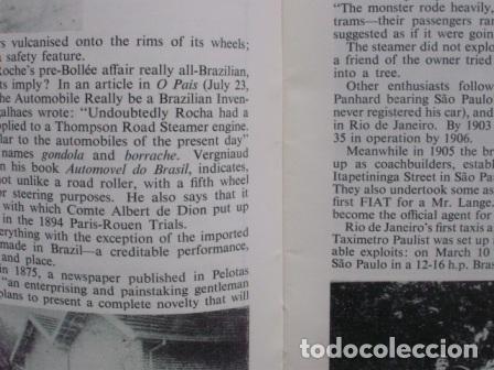 Coches: Veteran and Vintage Magazine/ Volume 17/ No. 5/ 1973/ Pioneer Publications/ Jan. - Foto 6 - 108126911