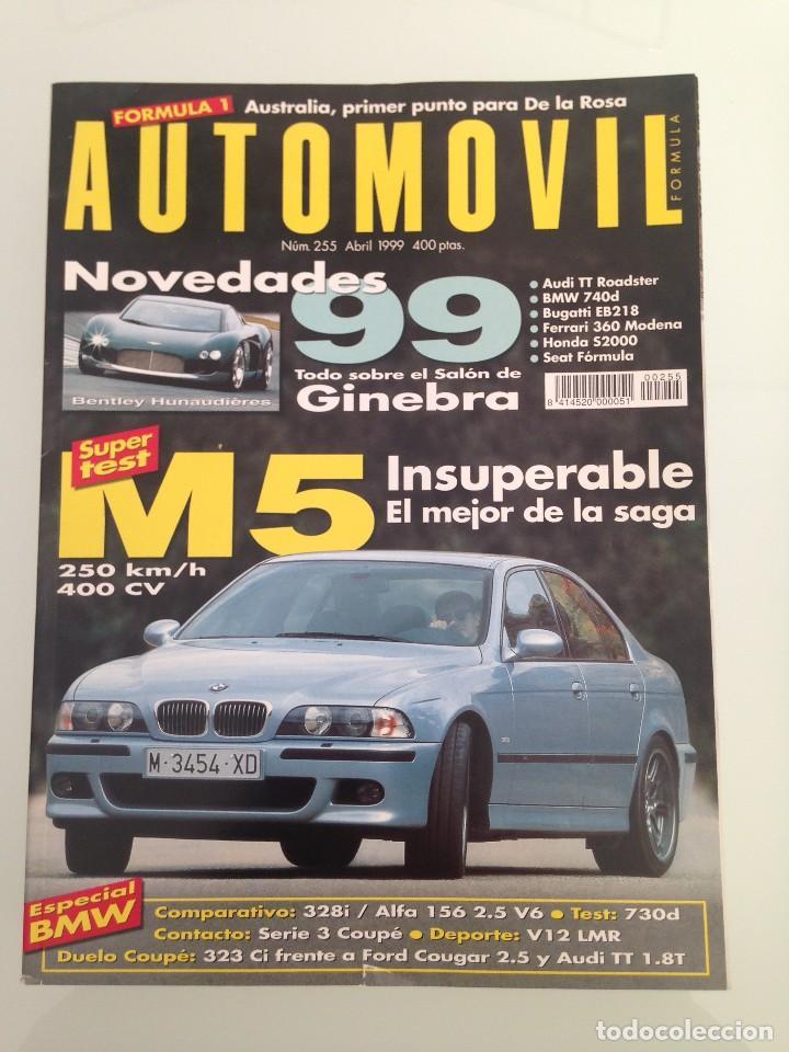 Automovil 255 Poster Bmw M5 Audi Tt Bmw 323 F Sold Through