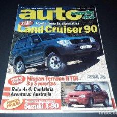 Coches: REVISTA AUTO VERDE 1996. Lote 109312787