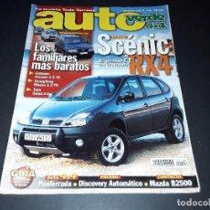 Coches: REVISTA AUTO VERDE 1999. Lote 109313943